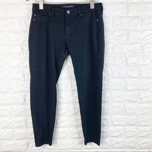 Liverpool Petite Black Jegging Pants Size 8